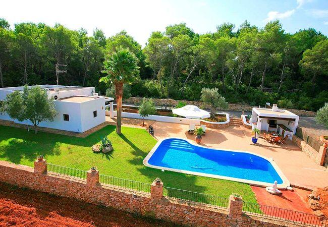 Villa en Santa Eulalia del Río - Villa Can Curreu