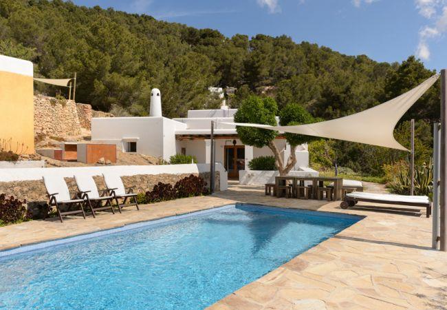 Villa en Sant Josep de Sa Talaia / San Jose - VILLA MARINS (CAS)