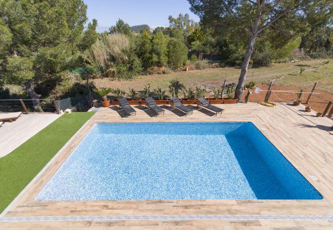 Villa en Sant Josep de Sa Talaia / San Jose - PAISSA, VILLA (Can Segador)
