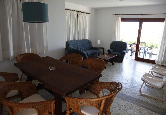 Residencial en Sant Josep de Sa Talaia / San Jose - VILLA LUX MAR 1