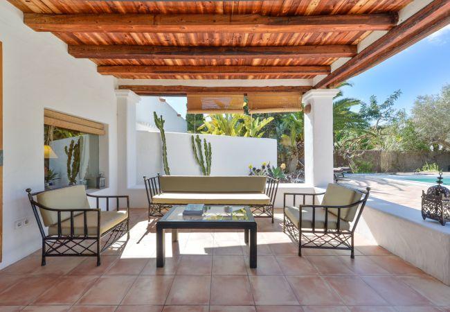Villa en Ibiza - VILLA JAUME DE DALT