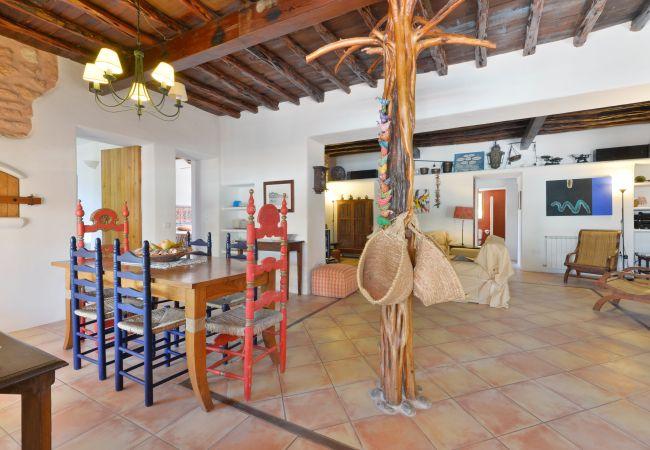 Villa en Ibiza - JAUME DE DALT (CAN) - Can Jaume Cabei