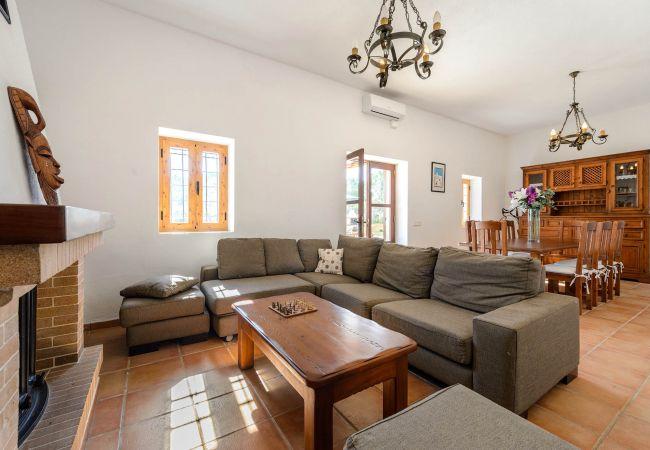 Villa en Santa Eulalia del Río - VILLA NARANJOS LOS