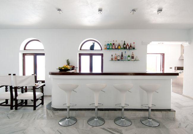 Villa en Sant Josep de Sa Talaia / San Jose - BLANCA, VILLA