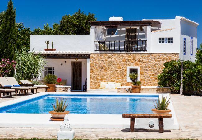 Villa en Sant Josep de Sa Talaia / San Jose - VILLA CUNA