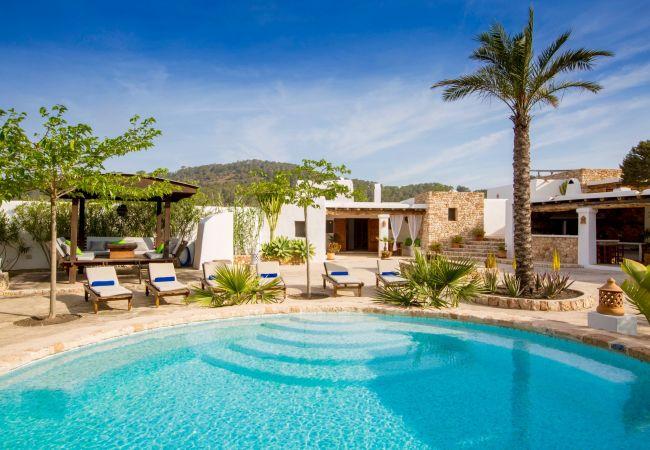 Villa en Sant Josep de Sa Talaia / San Jose - VILLA JADE 10 PAX
