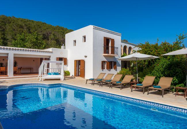 Villa en Sant Josep de Sa Talaia / San Jose - VILLA MONTE DALT 12 PAX