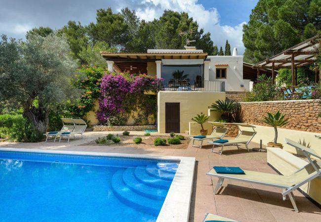 Villa en Sant Antoni de Portmany / San Antonio - VILLA OLIVOS DE CAN TOMAS