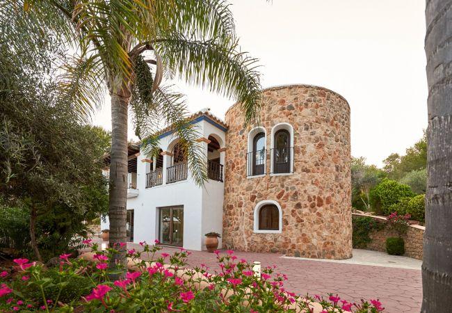 Villa en Sant Antoni de Portmany / San Antonio - VILLA BELLA DALT 12 PAX
