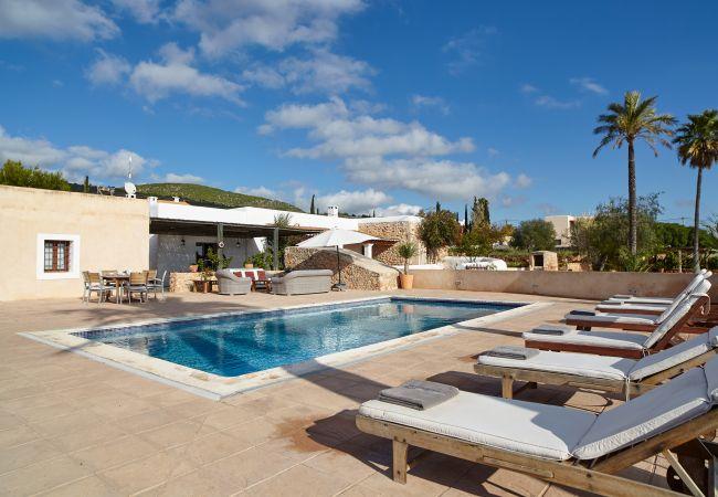 Villa en Ibiza - VILLA PAU NOU