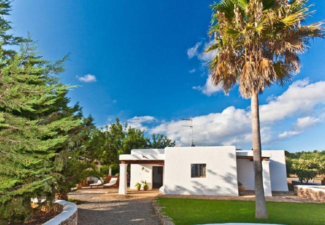 Villa en Santa Eulalia del Río - Villa ATZI