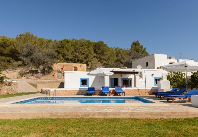 Villa en Ibiza ciudad - CAUS, CAN