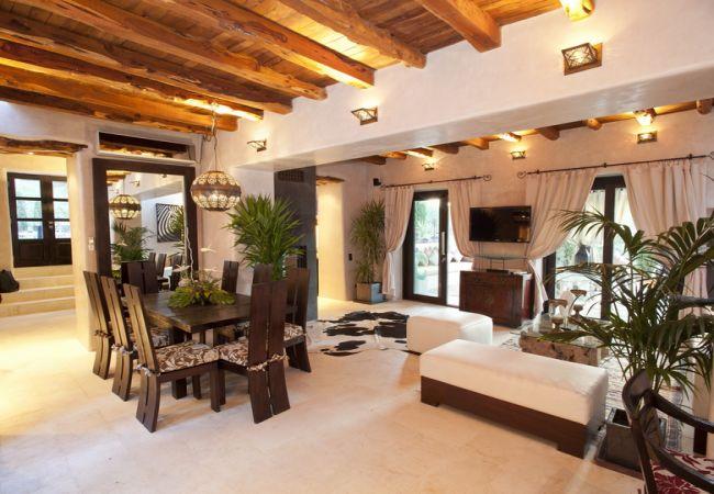 Villa en San Miguel/ Sant Miquel de Balansat - PALAZZO 12 PAX