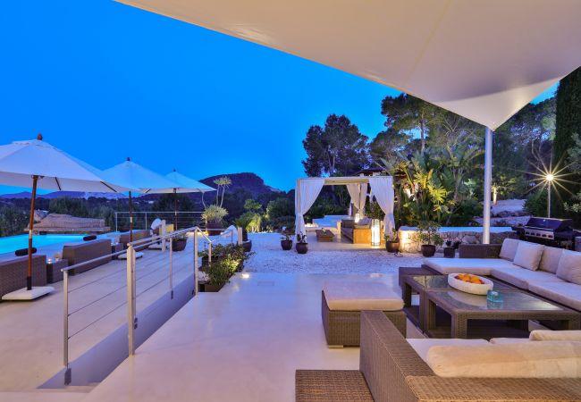 Villa en Ibiza - VILLA SACHA (Can Jondal)