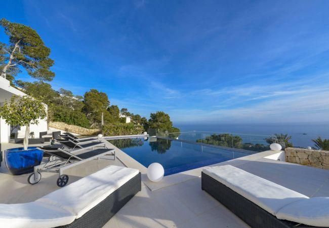 Villa en Ibiza - AIRE MINIMAL (Casa Francesca)
