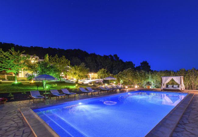Villa en Santa Gertrudis - VILLA MAGO, FINCA