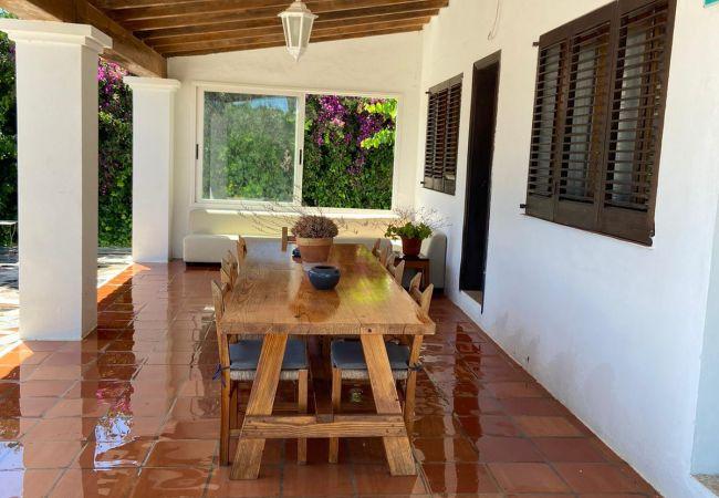 Villa en Santa Eulalia del Río - VILLA MANGO