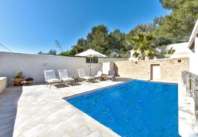 Villa en Sant Josep de Sa Talaia / San Jose - JOAN BENET, CAN