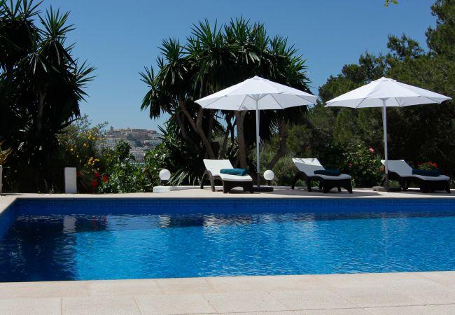 Villa en Ibiza - VILLA VALLS, CAN