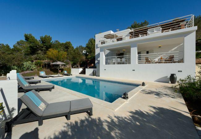 Villa en Sant Josep de Sa Talaia / San Jose - VILLA TARIDA, CAN 10 PAX
