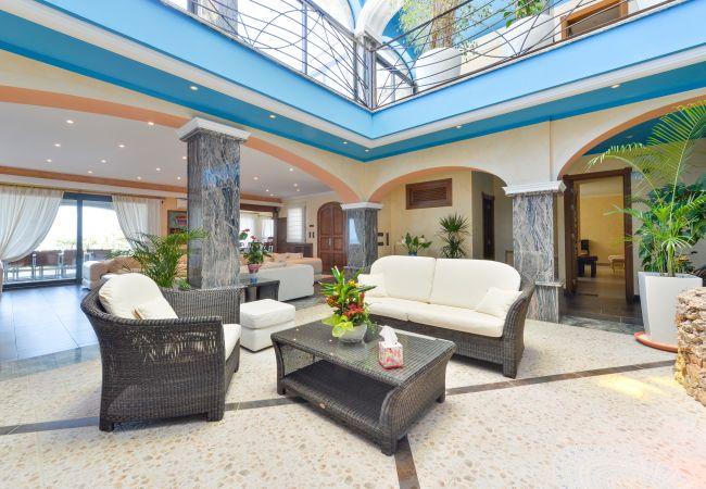 Villa en Ibiza - VILLA LUZ 12 PAX