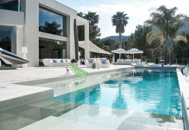 Villa en Sant Josep de Sa Talaia / San Jose - VILLA MACA 12 PAX