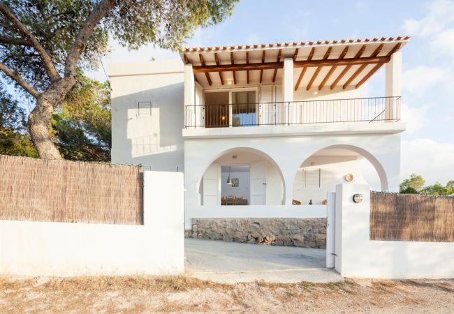 Villa en Sant Josep de Sa Talaia / San Jose - CALA BASSA, CASA ENTRE PINOS EN CALA BASSA