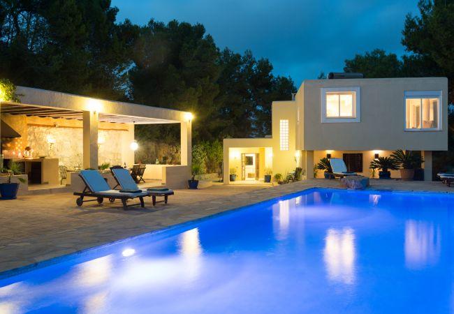 Villa en Ibiza - VILLA MAR (CANA)