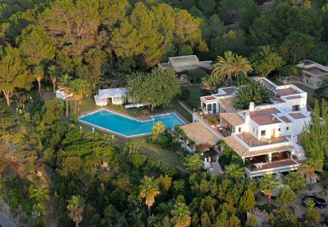 Villa en Sant Josep de Sa Talaia / San Jose - MONTERREY, HACIENDA (Casa Xauxa)