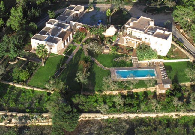 Villa en Sant Antoni de Portmany / San Antonio - LA GRAN FINCA 12 PAX