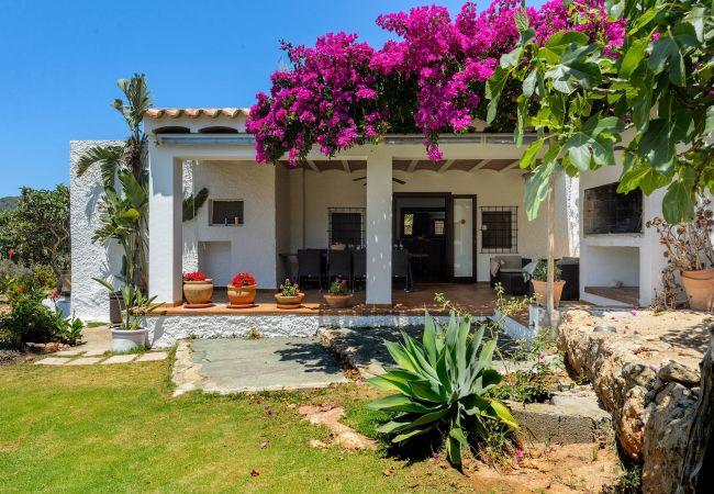 Villa en San Miguel/ Sant Miquel de Balansat - VILLA BENIRRAS, CASA
