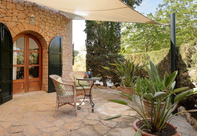 Villa en Sant Josep de Sa Talaia / San Jose - VILLA LA VILA, 6 pax
