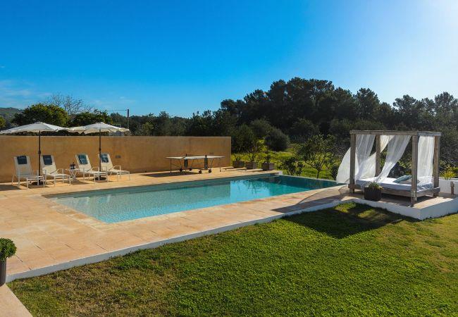 Villa en Santa Gertrudis - VILLA VINYES, CAN