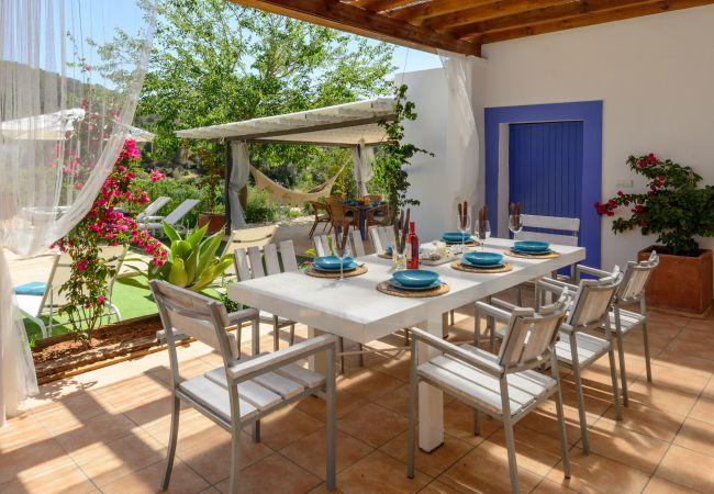 Villa en Santa Eulalia del Río - VILLA TORRES, CAN