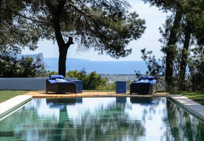 Villa en Ibiza ciudad - AMISTAD, VILLA (Casa Alegria)