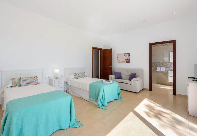 Villa en Sant Josep de Sa Talaia / San Jose - VILLA SKY LINE