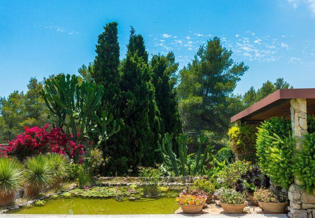 Villa en San Rafael de Sa Creu/ Sant Rafael de Sa Creu - VILLA RACO IBIZA