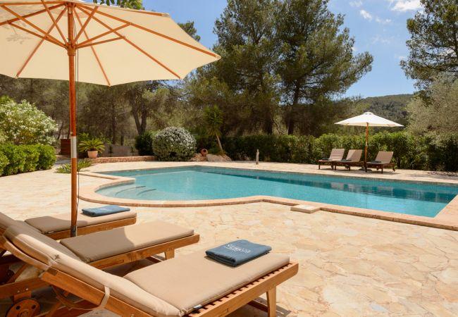 Villa en Ibiza - VILLA CUNSEY, CAN 6 PAX