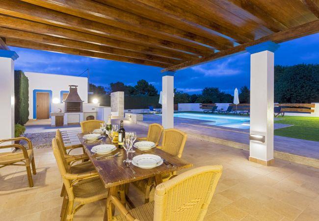 Villa en Santa Eulalia del Río - VILLA PARELLA, CAN