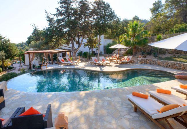 Villa en San Carlos/ Sant Carles de Peralta - VILLA CAN COSMI VICH 12 PAX