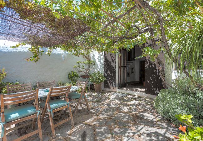 Villa en Sant Joan de Labritja / San Juan - QUINCE DE BALAFIA, CAN