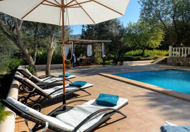 Villa en San Rafael de Sa Creu/ Sant Rafael de Sa Creu - PARRA, CAN (Can Fumeral)