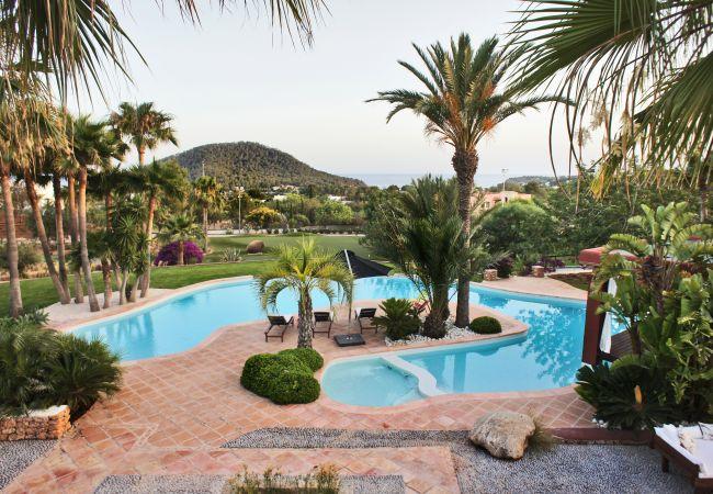 Villa en Sant Josep de Sa Talaia / San Jose - CARACAS 8 pax