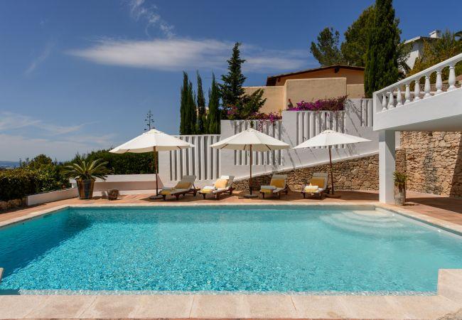 Villa en Ibiza ciudad - BERNAT, CAN (Casa Can Furnet)