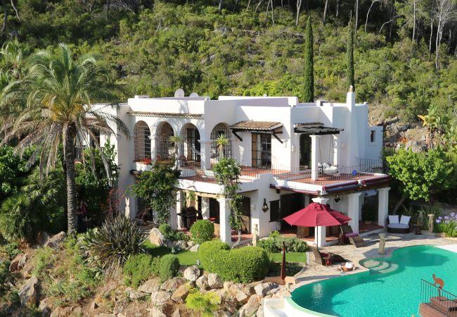 Villa en San Carlos/ Sant Carles de Peralta - ROMERO, CAN (Lujo)