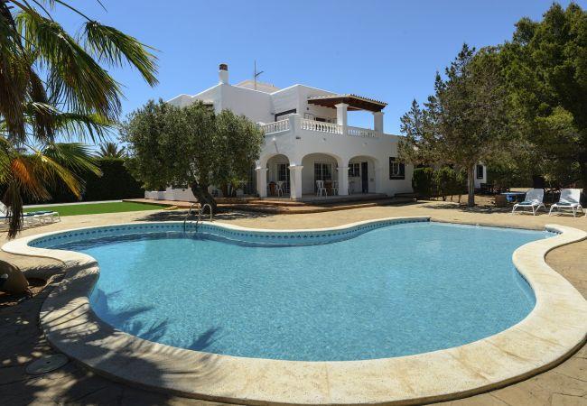 Villa en Ibiza - VILLA OASIS IBIZA