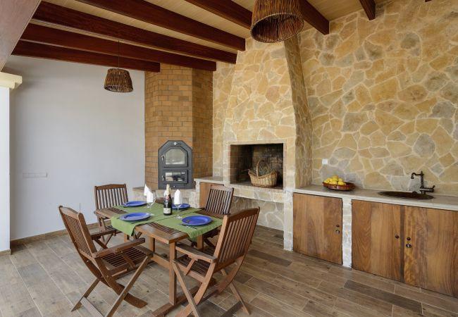 Villa en Santa Gertrudis - DUO, VILLA (Can Pujolet)