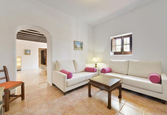 Villa en Santa Eulalia del Río - VILLA COSMI, CAN