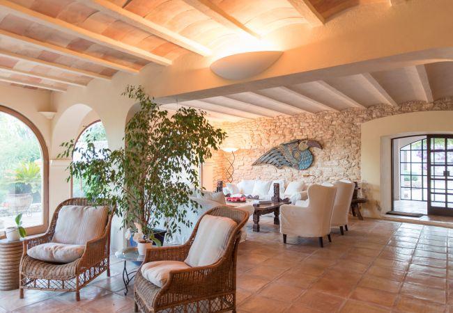 Villa en Sant Llorenç de Balafia - VILLA PEP - 12 PAX