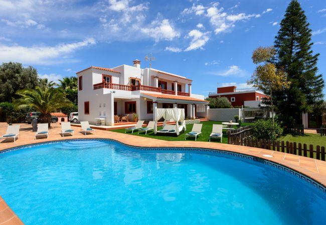 Villa en Ibiza - SA CARROCA VILLA